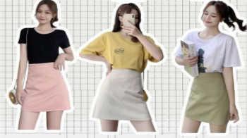 有哪些好看的夏季短袖?2020年夏季短袖的舒適搭配