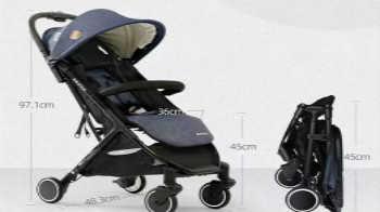 婴儿车用哪些好?安全便携的婴儿车推荐