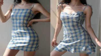 好看的吊帶裙推薦-又純又欲的茶藝吊帶裙品牌推薦