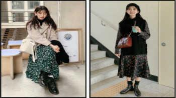 160女生穿搭方式推荐-小个子女生清新韩国少女风穿搭推荐