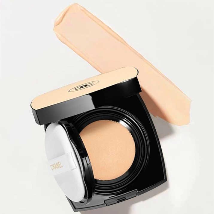 香奈兒(Chanel)氣墊水粉底(10號)11g 果凍氣墊 適合白皙膚色