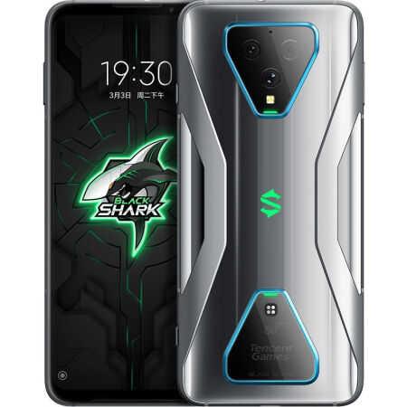 黑鲨游戏手机3 8GB+128G骁龙865双模5G手机