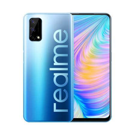 realme真我Q2 天玑800U 冲浪蓝孩 6GB+128GB 双5G手机