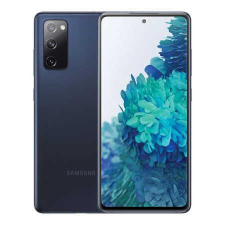 三星S20FE 骁龙865 8GB+128GB 异想蓝 5G游戏手机