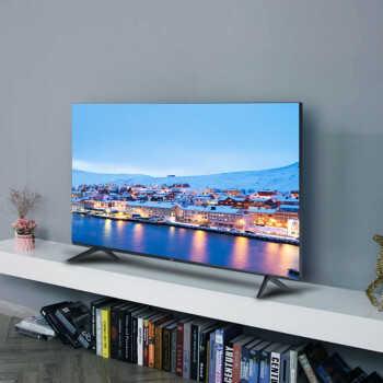 三星(SAMSUNG)82英寸 TU8000 4K超高清 教育资源液晶电视机