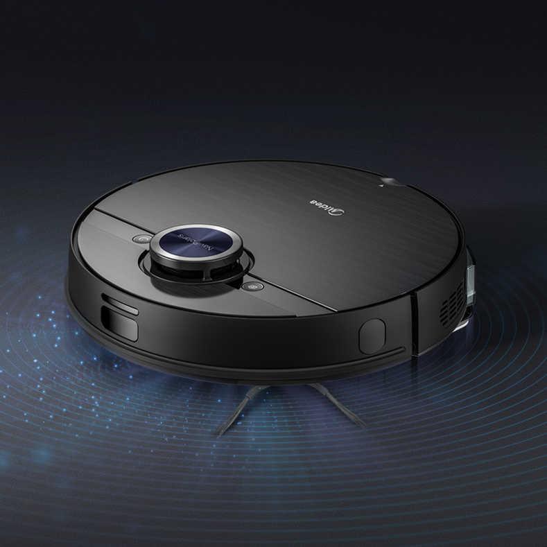 美的掃地機器人M7 Max 5代激光導航 4000Pa大吸力 APP智能控制