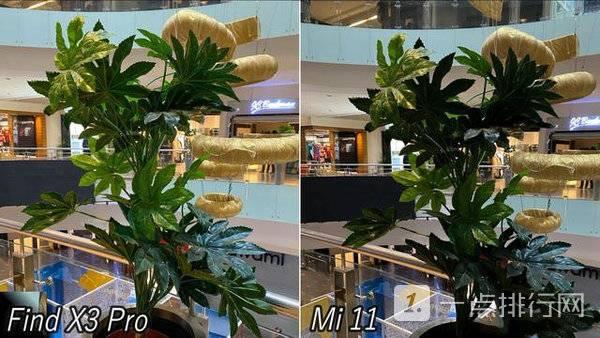 小米11和oppoFindX3Pro哪個拍照好-拍照效果對比