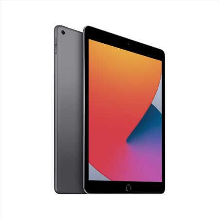 Apple iPad 10.2英寸平板電腦( 2020年新款A12+128G深空灰色 )