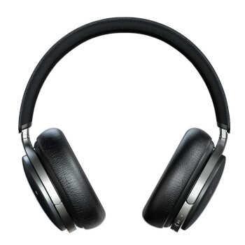 魅族HD60頭戴式藍牙耳機 藍牙5.0霧銀黑色