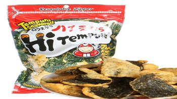 海苔味零食推薦-好吃的海苔味零食推薦
