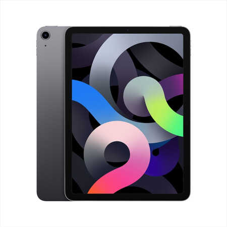 苹果iPad Air4 10.9英寸平板电脑 64GB WLAN 深空灰色