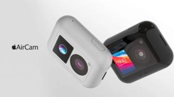 Apple AirCam迷你运动相机怎么样-Apple迷你相机评测