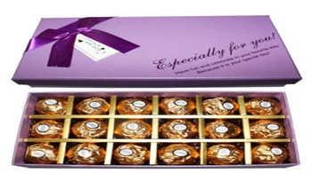 2021进口巧克力品牌排行榜进口巧克力哪个品牌最好吃