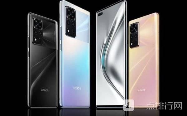 2021年618曲面屏手机推荐-曲面屏手机性价比排行榜
