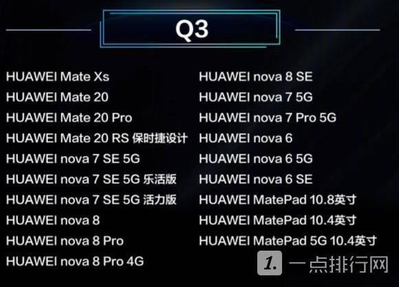 华为nova8怎么升级鸿蒙系统-华为nova8什么时候可以用鸿蒙系统
