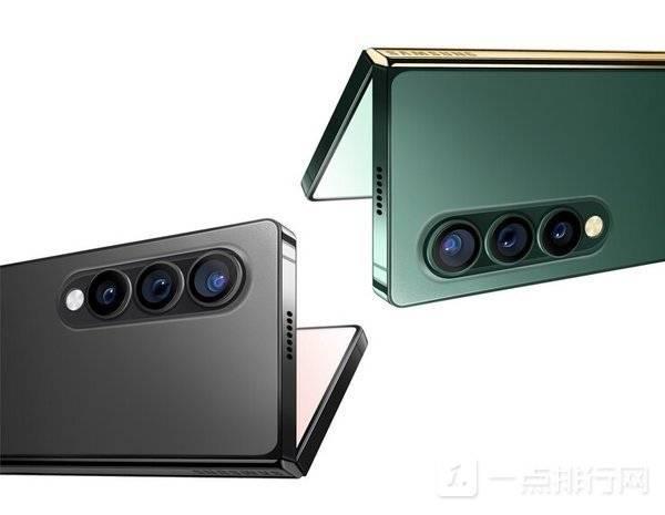 三星Galaxy Z Fold3最新曝光-三星Galaxy Z Fold3评测