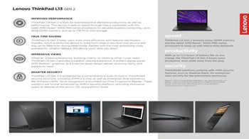 聯想ThinkPad L13 G2值得選購嗎-ThinkPad L13 G2評測