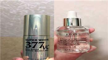 2021美白精華液哪個好-美白精華真的能美白嗎