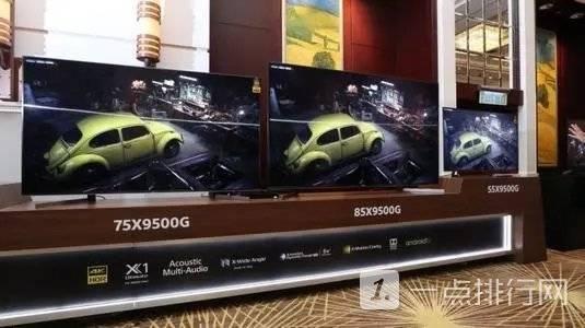 索尼55X9500G和海信65E7D-看电影选哪款更好
