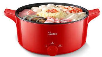 美的電熱鍋和電餅鐺推薦-美的電熱鍋和電餅鐺值得購買嗎